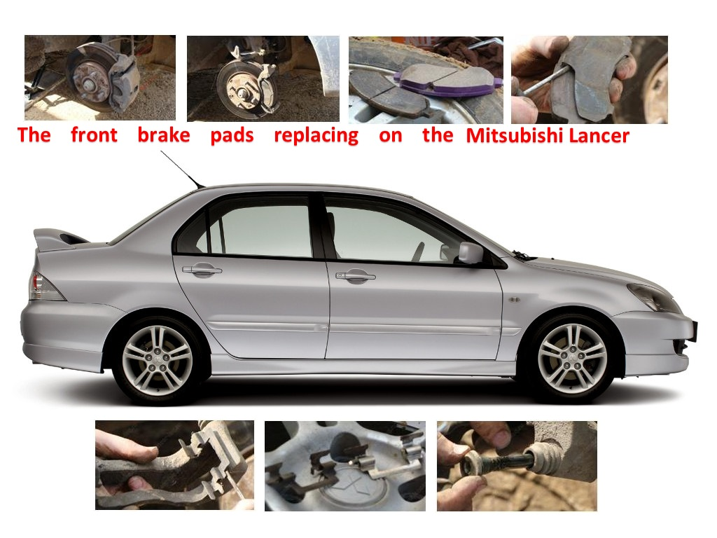 How to Replace Disc Brake Pads Mitsubishi 9