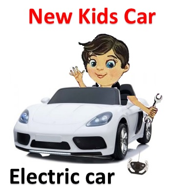 New Kids Electric Cars