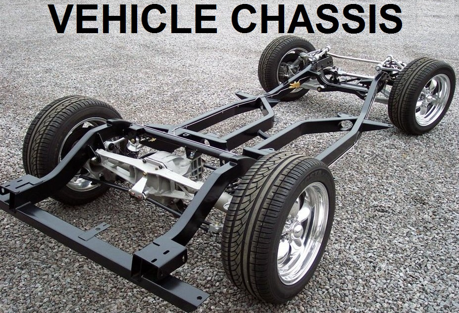 chassis construction, vehicle chassis