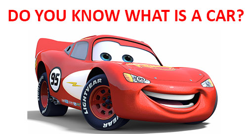 What is it car - poem