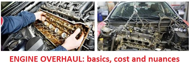 Ignition Coil Cost >> Engine Overhaul | Car Construction