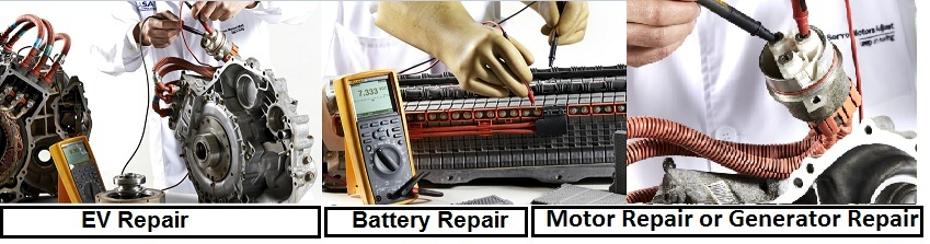 Electric Car Repair