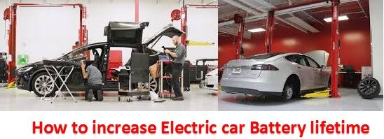 How to increase Electric car Battery lifetime