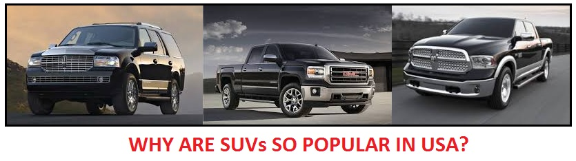 Why are suvs so popular