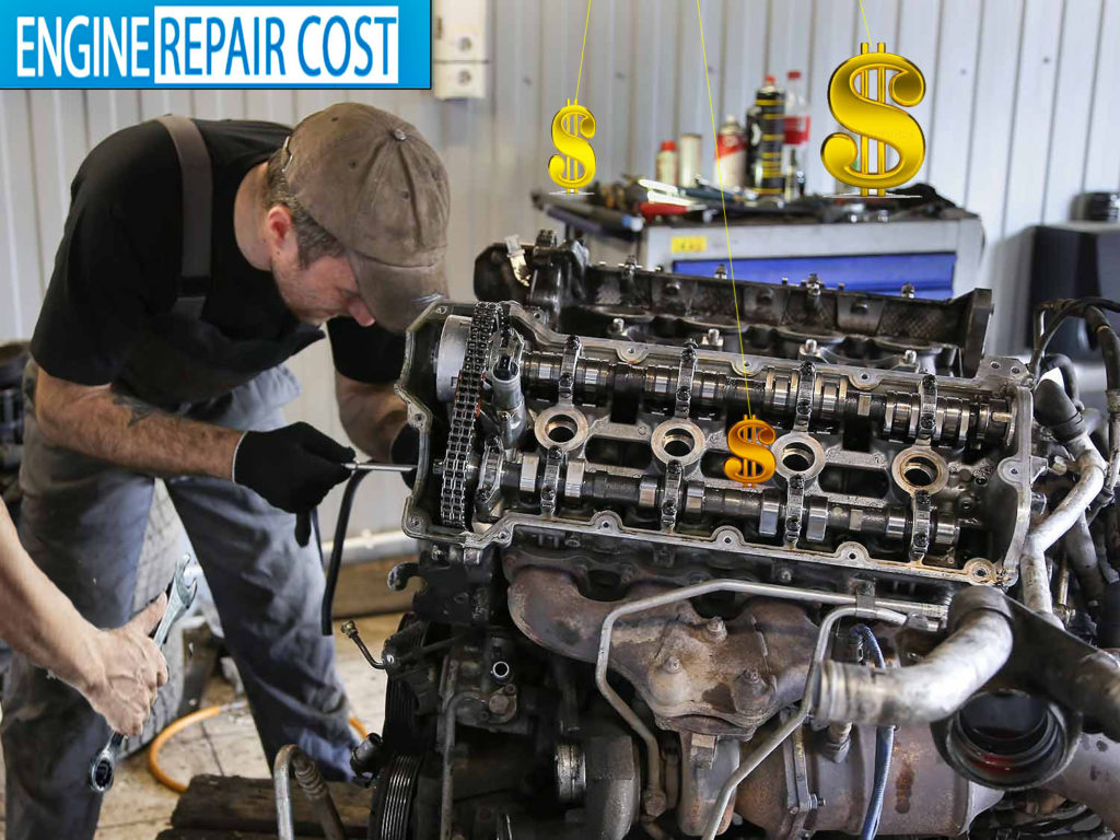 Engine Repair Cost