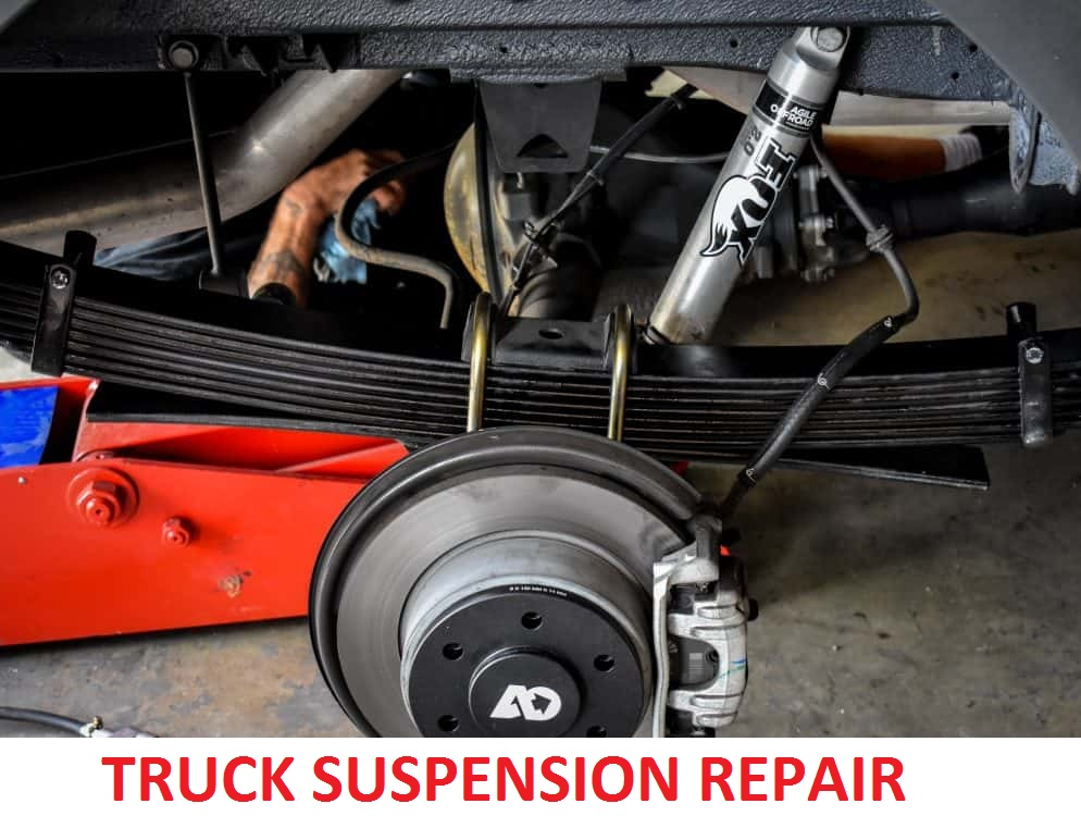 truck suspension repair