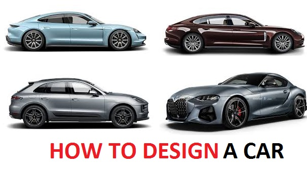 How to design a car