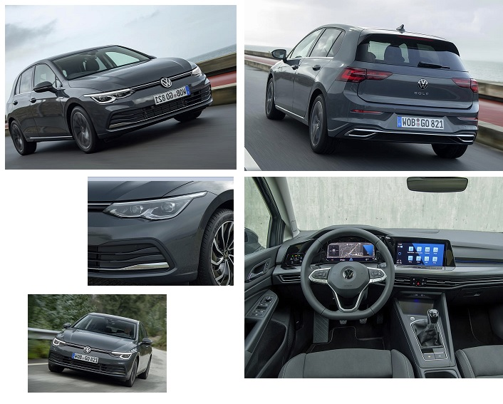 VW Golf 8 review