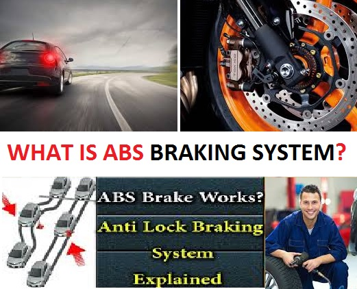 What is ABS brakink system