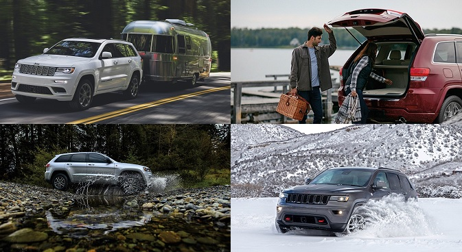 Jeep Grand Cherokee comfort SUV