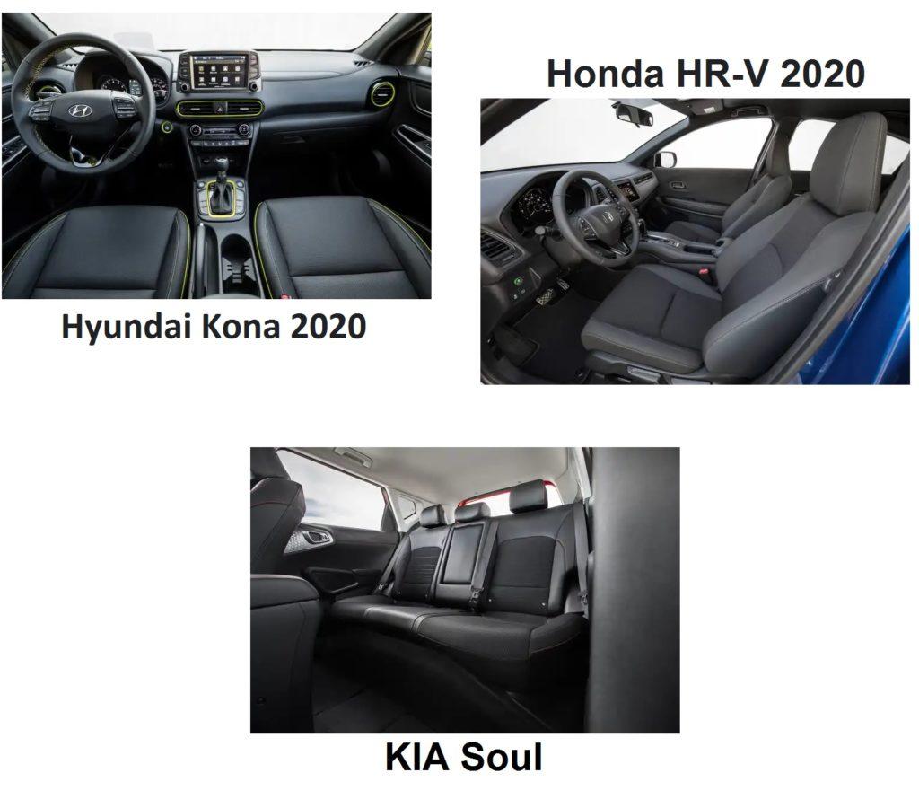 Compact SUV Inside