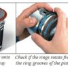 How to install the Piston Rings