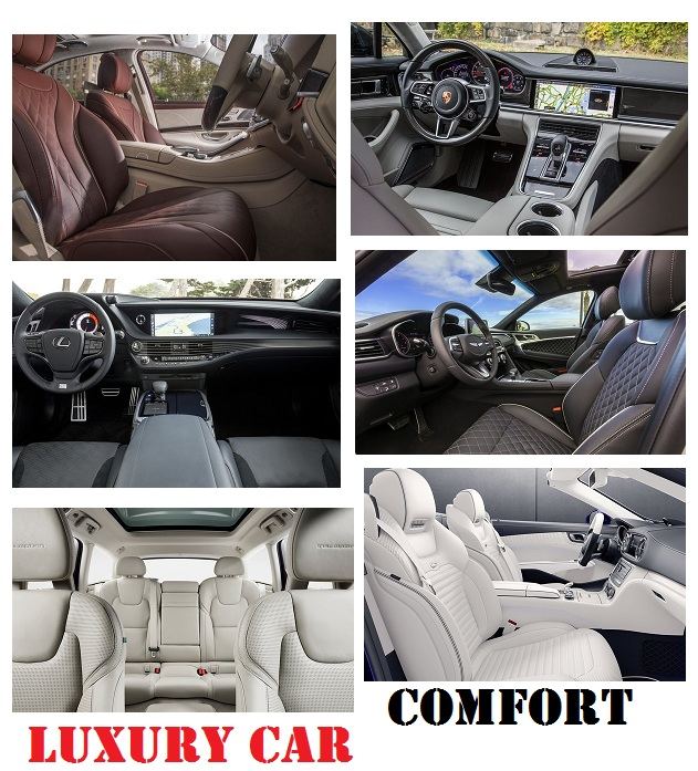 Luxury Cars Comfort