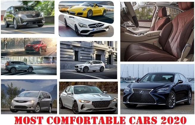 Most Comfortable Cars