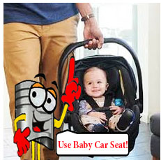 main factors that you need consider by purchasing a car seat