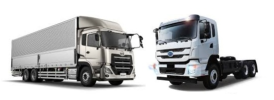 Traditional truck or Electric truck