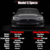 Tesla Model Comparison: Tesla Model 3, Model S, Model X, Model Y, Tesla Cybertruck and Tesla Roadster