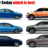 SUV or Sedan which is best