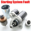 Starting System Fault