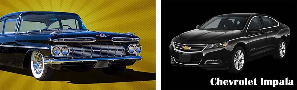 Chevrolet Impala middle class