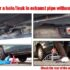 How to repair a hole or a leak in exhaust pipe without dismantling
